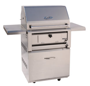 "AHT-30CHAR-F LUXOR 30"" FREE STANDING CHARCOAL"