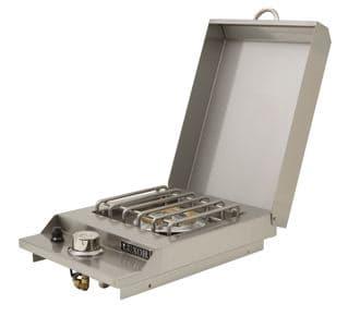 AHT-DI-SSB(OPEN) single side burner dropin