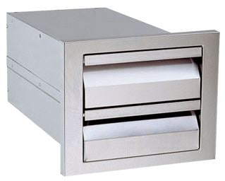 BBQ Grill Access Drawer Gas Grill DOUBLE DRAWER (AHT-DR2)